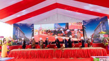 Lễ khởi công TTTM chợ Đô Lương